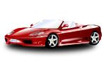 inkscape作成例、フェラーリ